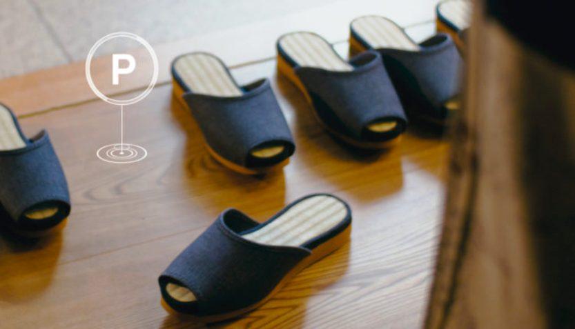 أحذية و طاولات ترتب نفسها بنفسها في فنادق اليابان