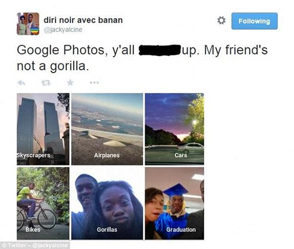 أشهر الأخطاء التي أجبرت جوجل Google للاعتذار (6)