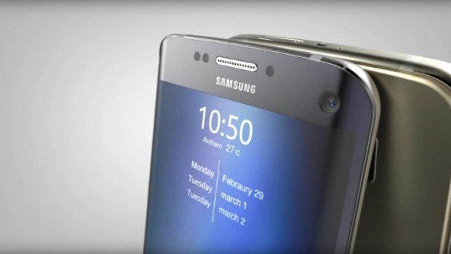 أول صورة حية مسربة لهاتف سامسونج غالاكسي Samsung Galaxy S7