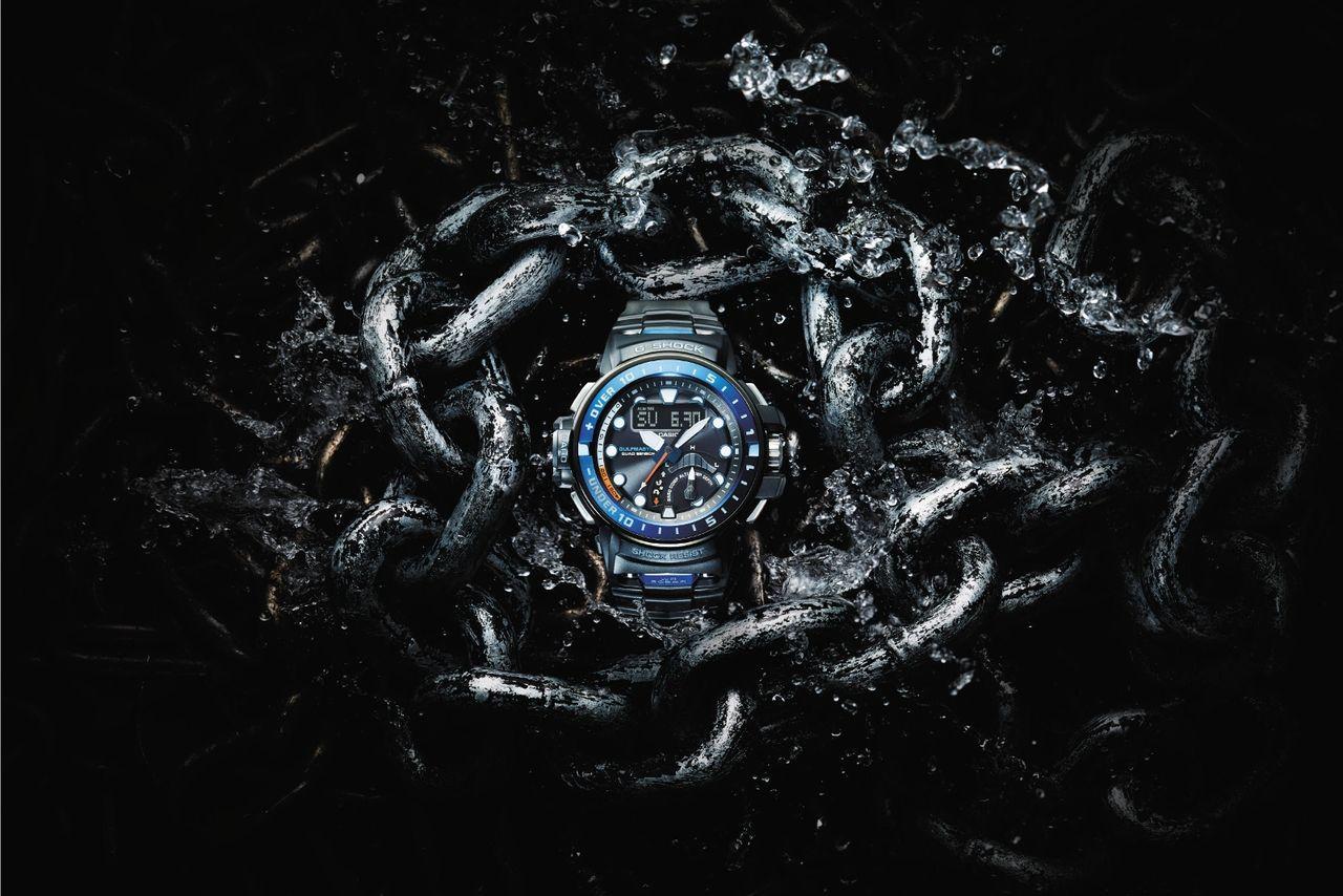 إصدار ساعة Casio الجديدة بخصائص فريدة G-Shock