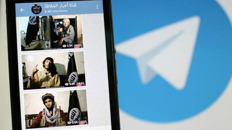 اغلاق عشرات قنوات داعش على تيليغرام Telegram