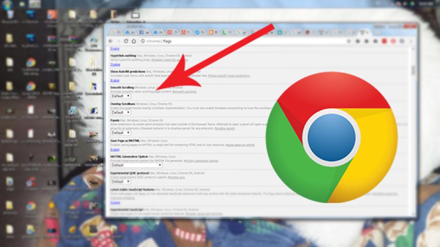 اكتشف اعدادات سرية في جوجل كروم لتصفح أسرع من أي وقت