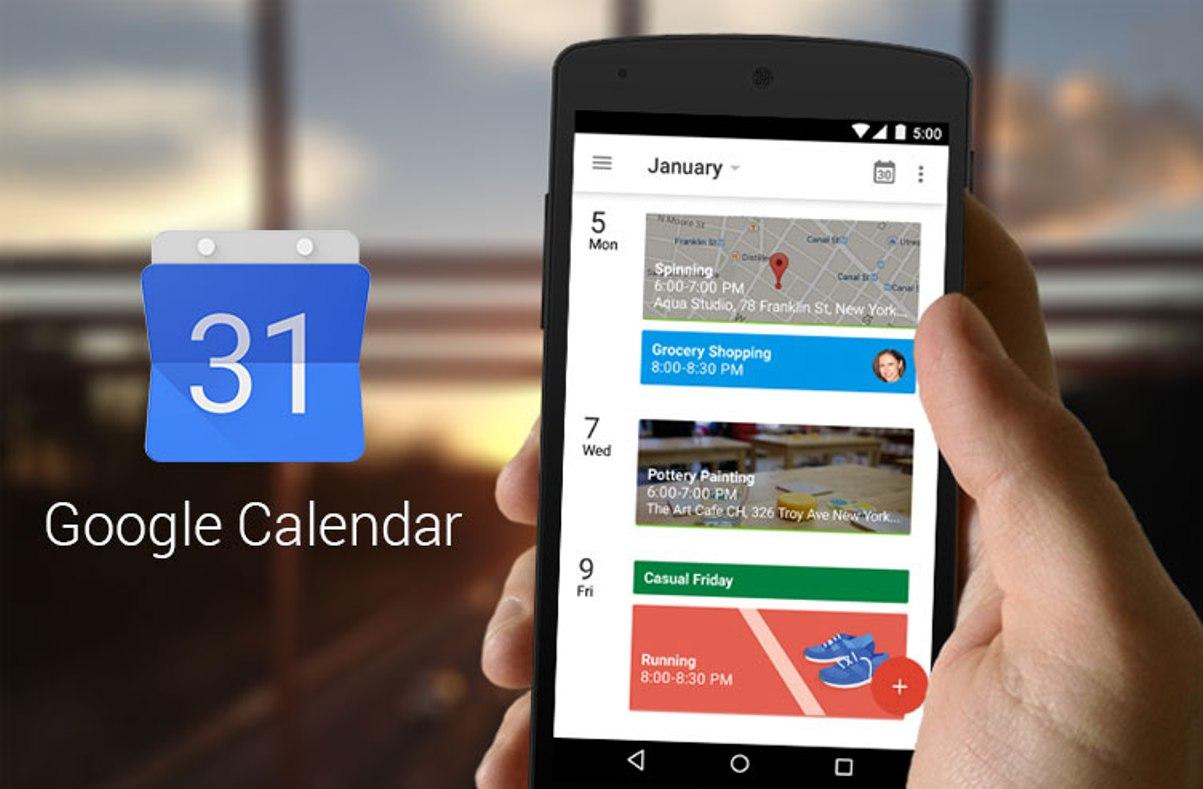 اكتشف الميزة الجديدة على تقويم قوقل لتنظيم وقتك Google Calendar