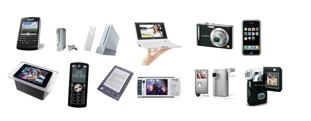 اكتشف قائمة أكثر 50 جهازا تأثيرا في عالم التكنولوجيا Most Influential Gadgets