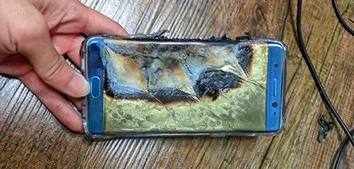 الإعلان عن سبب إحتراق هواتف نوت من سامسونج