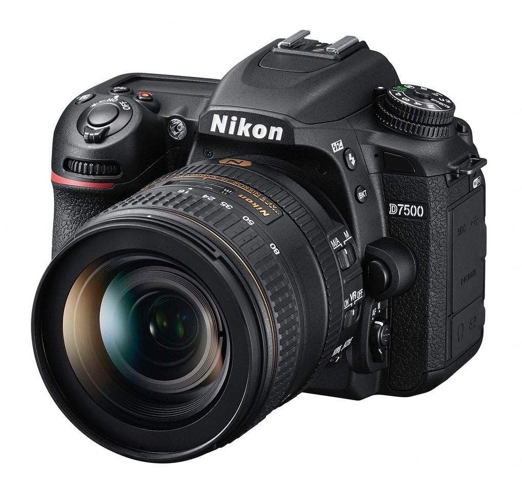 الإعلان عن كاميرا D7500 الجديدة من نيكون Nikon