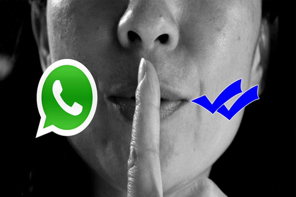 الحل لقراءة رسائل واتس أب ،ميسنجر.. دون ظهور العلامة الزرقاء whatsapp