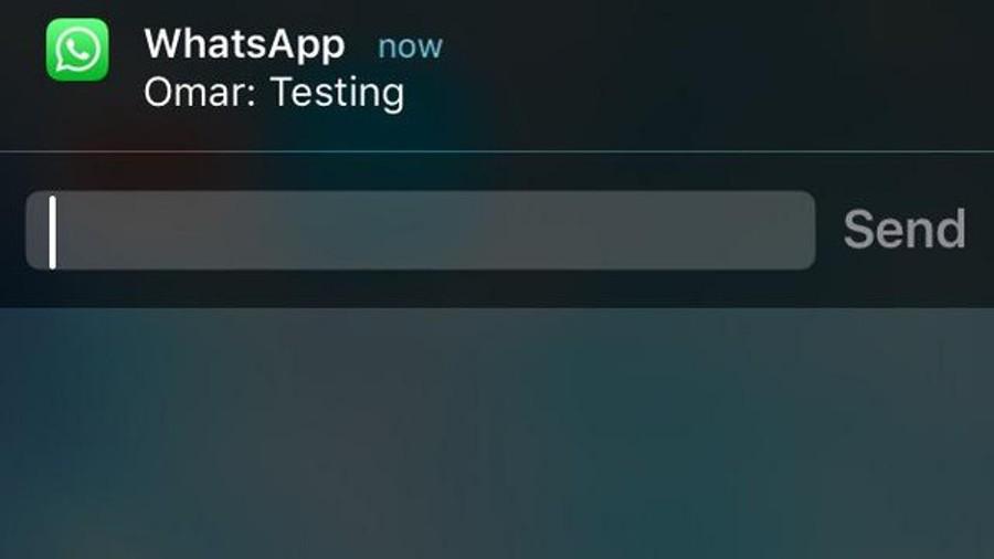 يمكنك الآن الرد على الواتس اب whatsapp ببساطة أكبر