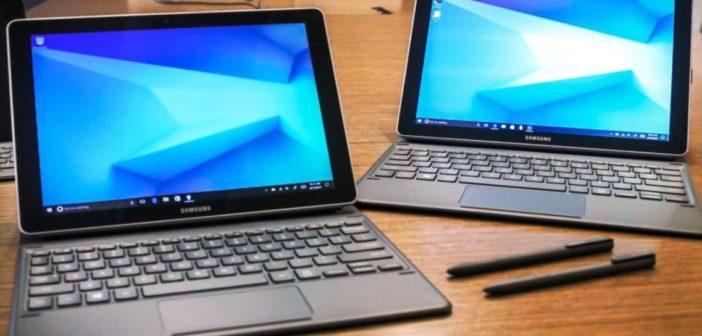 الكشف عن Galaxy Tab S3 و Galaxy Book من سامسنج