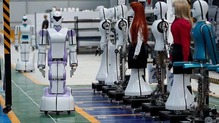 """بحلول 2025 """"الروبوتات"""" ستقضي على نصف الوظائف"""