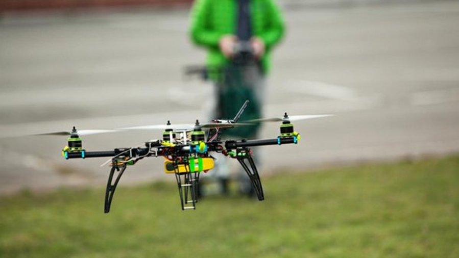 براءة اختراع طائرة بدون طيار من تويتر Twitter