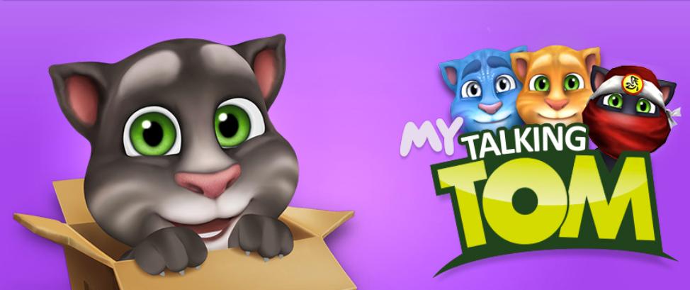 تحذير: ظهور اعلانات اباحية على لعبة My Talking Tom للاطفال