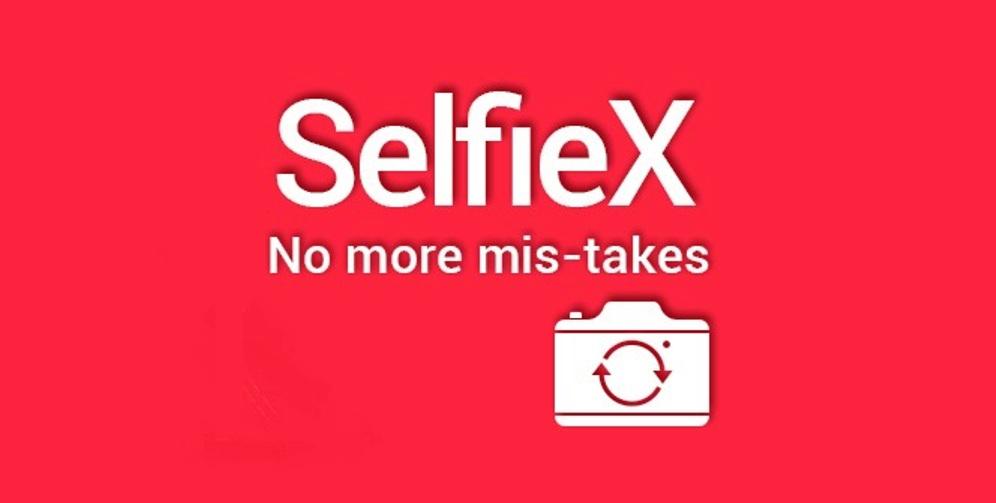 تحميل تطبيق إلتقاط الصور SelfieX للايفون مجانا