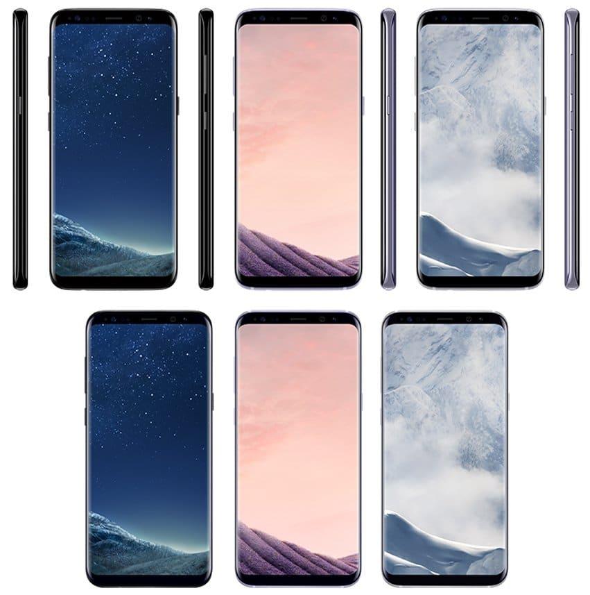 تسريبات تكشف عن سعر ولون هاتف جلاكسي Galaxy S8