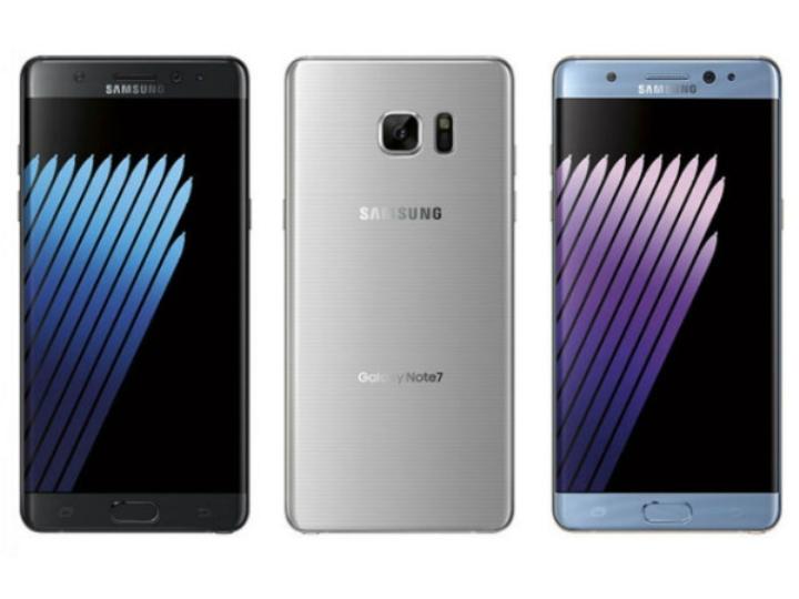 تعرف على مواصفات وصور مسربة لهاتف سامنج نوت 7 Samsung Note