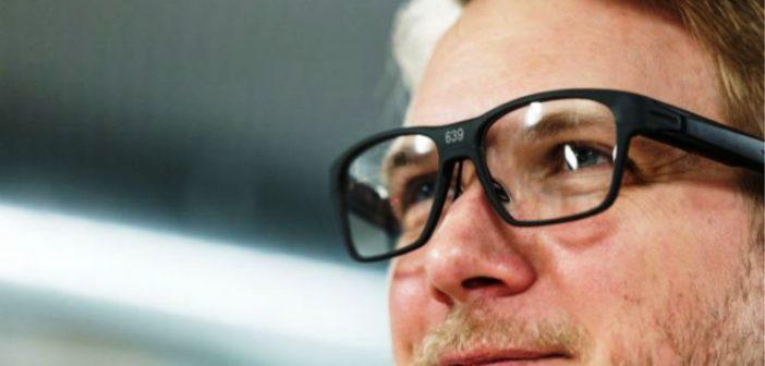 تعرف على نظارات إنتل الذكية