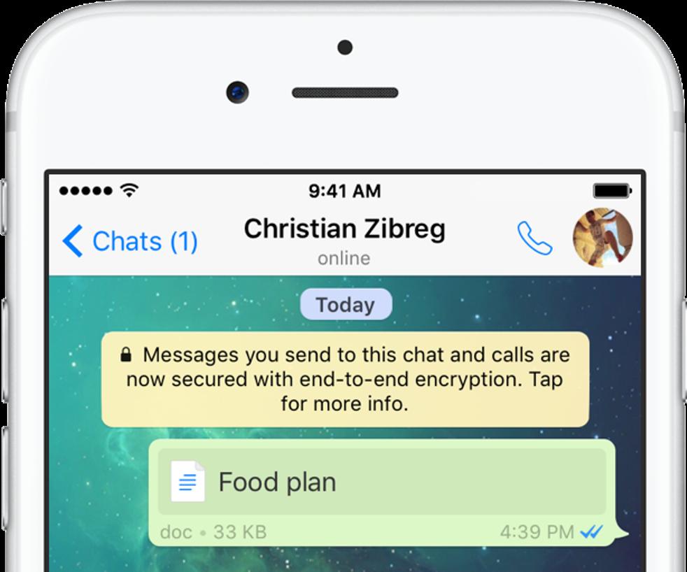 تعرف وجرب الميزة الجديدة على الواتسآب whatsapp