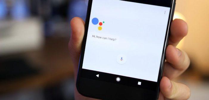 جوجل تطلق المساعد الصوتي على أجهزة الآيفون