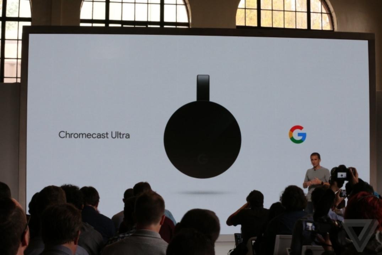 جوجل تطلق كروم كاست جديد Chromecast Ultra بهذا السعر + فيديو