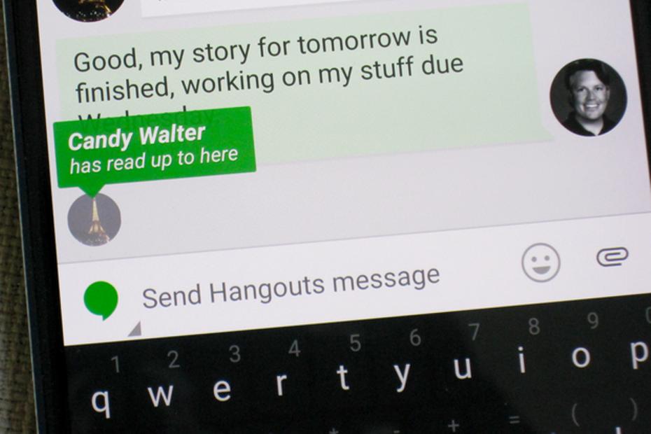 جوجل Google تحضر تطبيق جديد للمحادثات الفورية الذكية