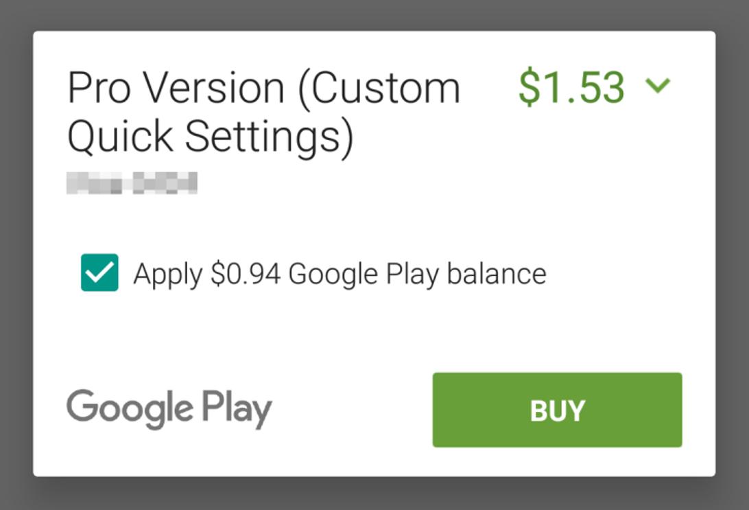 جوجل Google تسمح بشراء تطبيقات الاندرويد Android بالتجزئة
