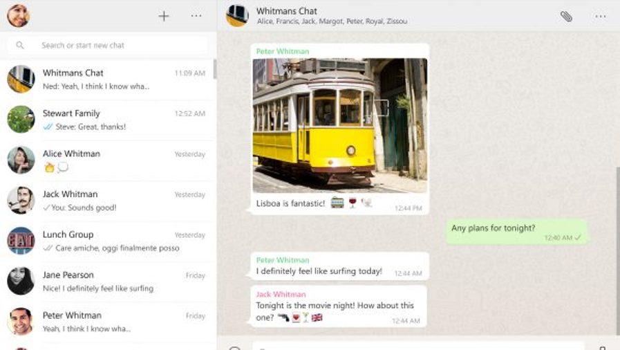 أحصل رسميا على نسخة الواتساب whatsapp لحواسب الويندوز windows والماك Mac