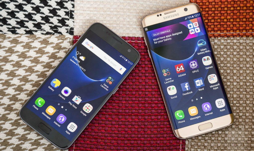 ساسمنج تعلن عن أرباحها الضخمة وعن مبيعات هاتف جالاكسي اس7  Samsung profits