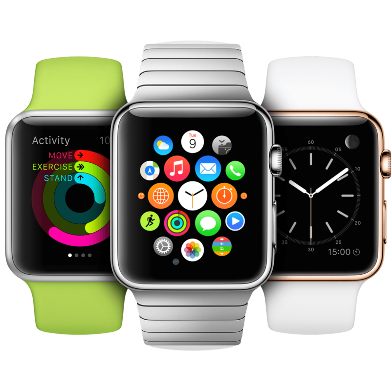 ساعة أبل Apple Watch تدعم اللغة العربية