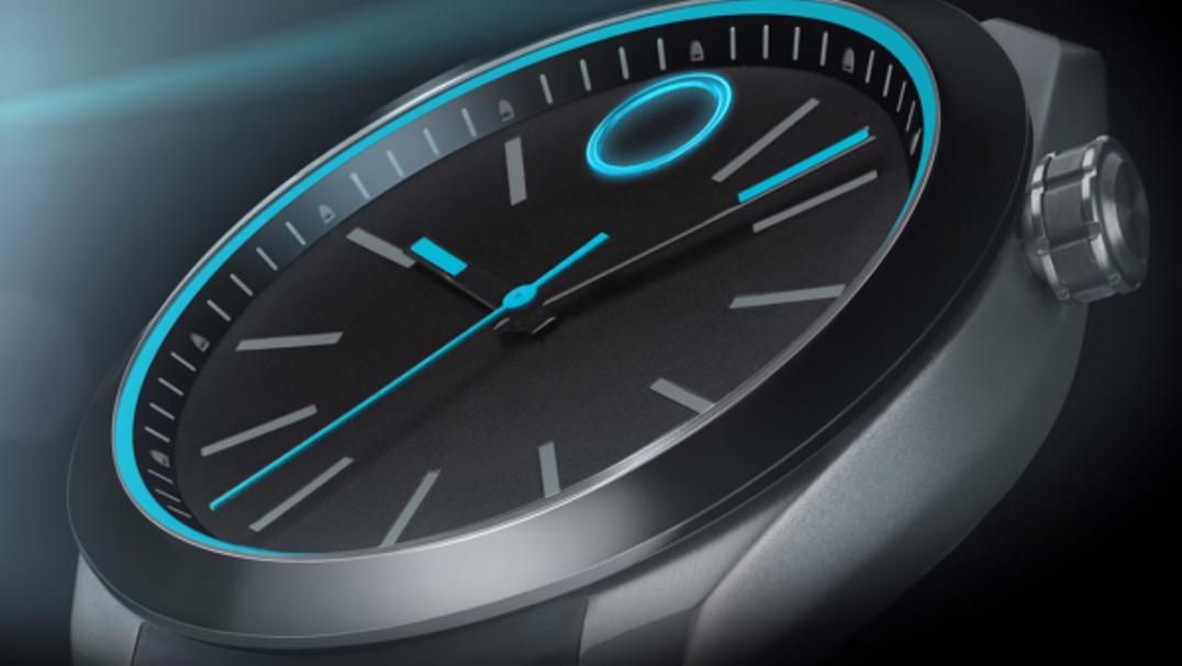 ساعة ذكية جديدة من اتش بي hp و شركة الساعات السويسرية موفادو Movado