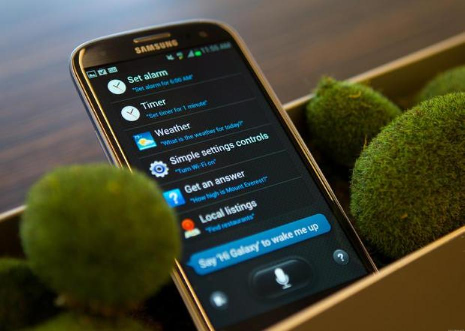 سامسونج قد تقدم مساعد صوتي في هاتف جالاكسي اس 7 Galaxy S