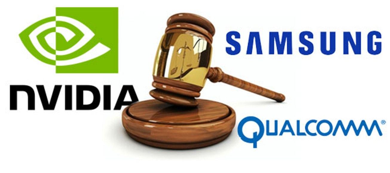 سامسونج و نفيديا يوقعان إتفاق سلام Samsung & Nvidia