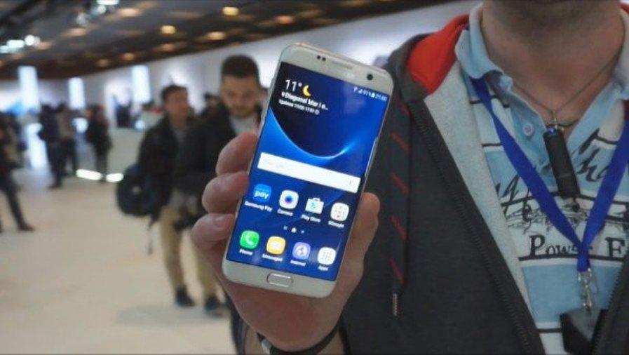 سامنسج تعتزم بيع عدد ضخم من هواتف جلاكسي اس 7 Galaxy S