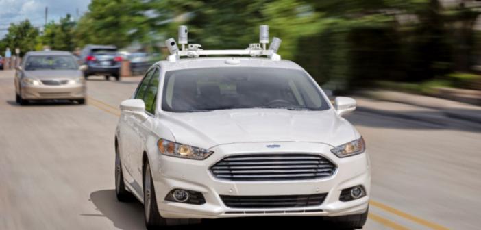 سيارات ذاتية القيادة بدون مقواد من فورد Ford – فيديو