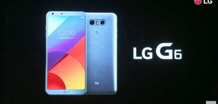 شاهد الفيديو الرسمي لهاتف LG G6 الجديد