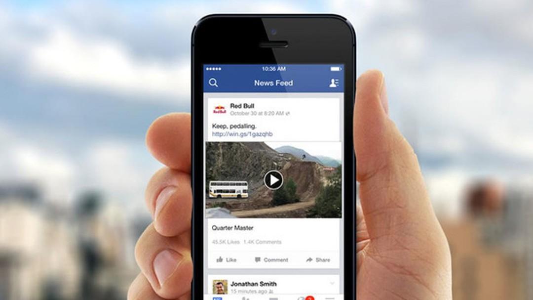 شاهد الفيديو بزاوية 360 درجة على الفيسبوك Facebook