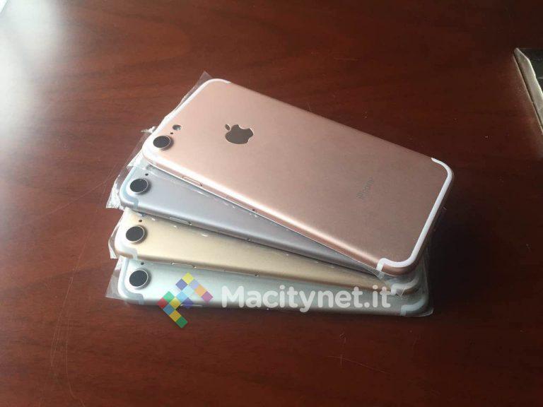 شاهد صورة مسربة لهاتف آيفون 7 iPhone