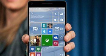 طرح التحديث السنوي من مايكروسوفت لنظام ويندوز 10 windows phone