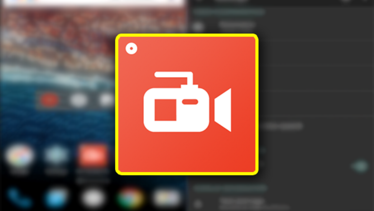 طريقة تسجيل فيديو لشاشة أجهزة الأندرويد Android devices
