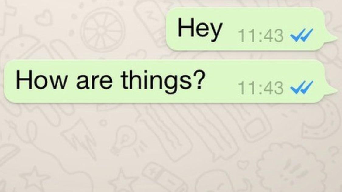 طريقة مشاهدة رسائل الواتس اب دون معرفة الطرف الاخر