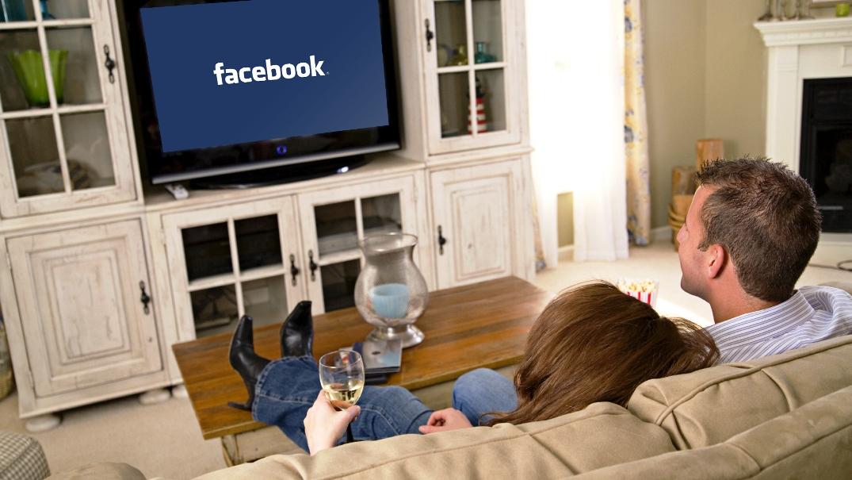 فايسبوك يطلق تطبيق الفيديو لأجهزة التلفاز