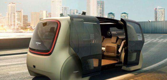 فولكسفاجن VW تعلن عن نموذج لسيارات المستقبل – فيديو