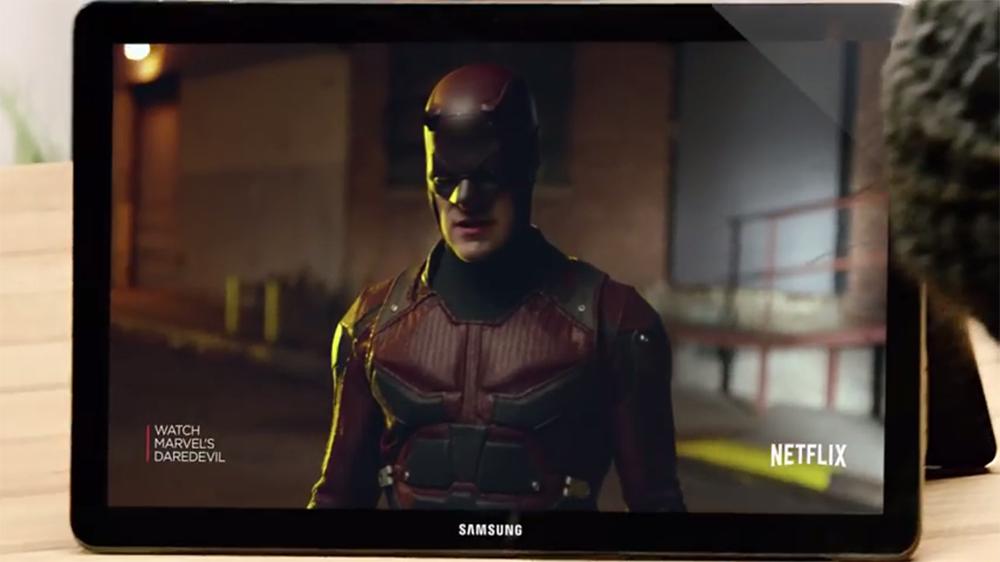 فيديو ترويجي جديد تنفي فيه سامسونغ جميع التكهنات حول جهازها Galaxy View