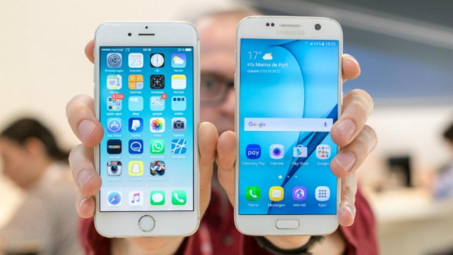 فيديو يبرز الفرق بين صلابة غالاكسي Galaxy S7 إيدج و آيفون iPhone 6S