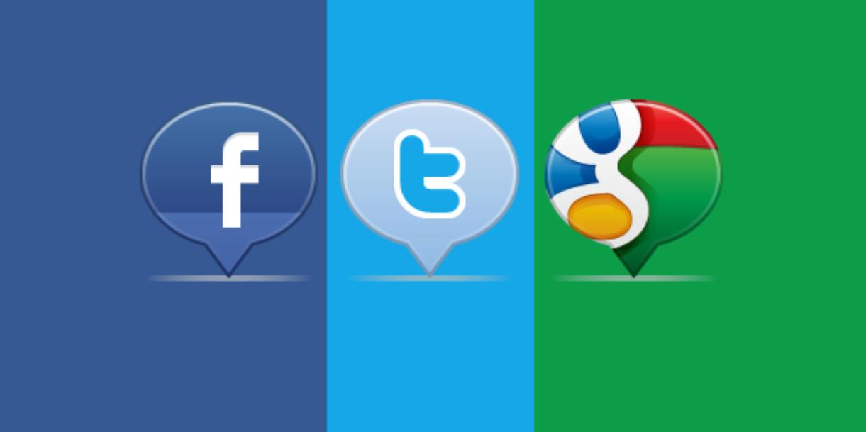 فيس بوك facebook وجوجل Google وتويتر Twitter تدعمان جهود الإعتدال