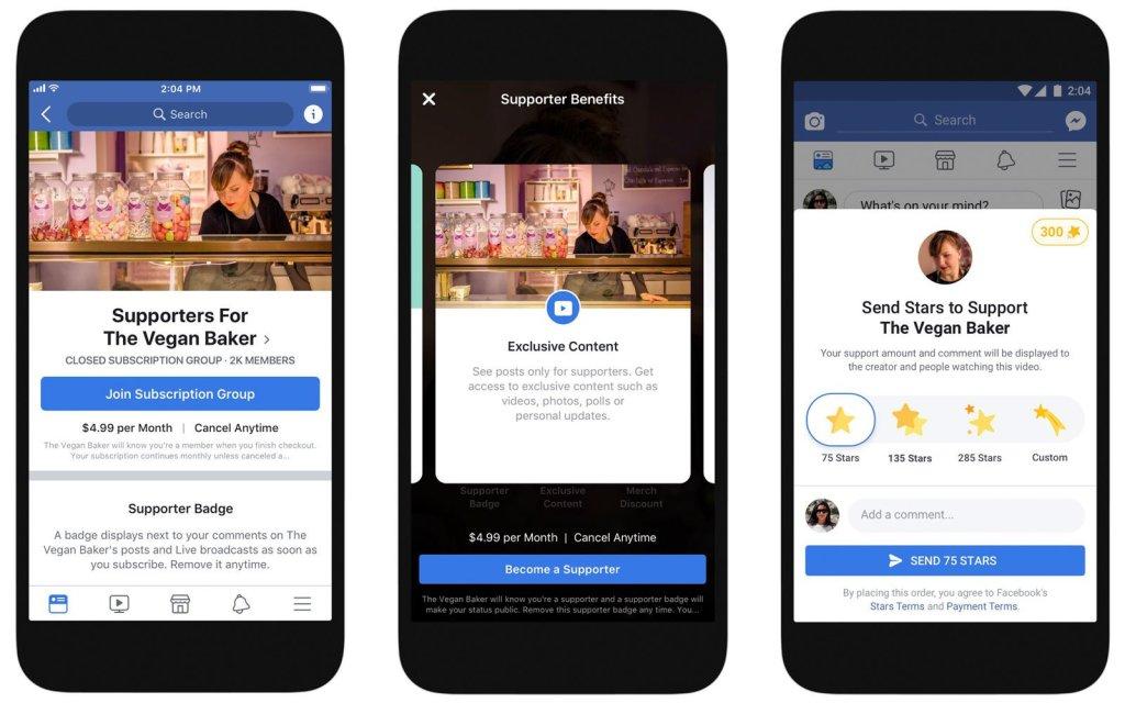 كيف تجني المال من فيس بوك Facebook ؟