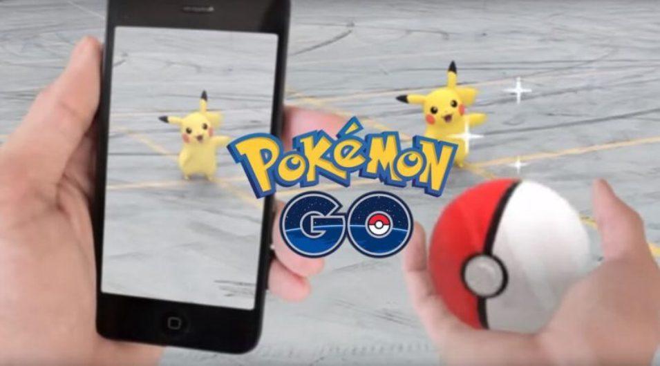 لعبة Pokémon Go المثيرة للجدل تتوصل بأول تحديث