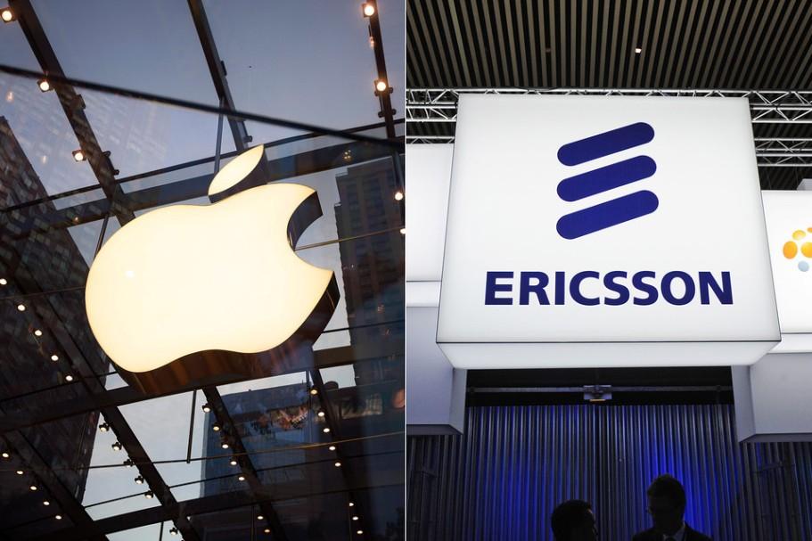 لهذا السبب آبل تدفع جزءا من إيرادات الأيفون لشركة ايركسون Ericsson