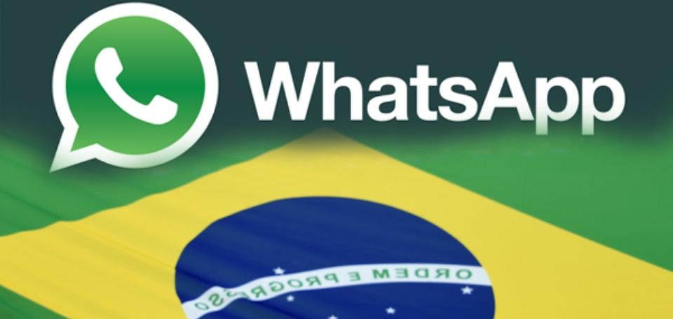 لهذا السبب قامت البرازيل بمنع خدمة واتس آب ! Whatsapp VS Brazil