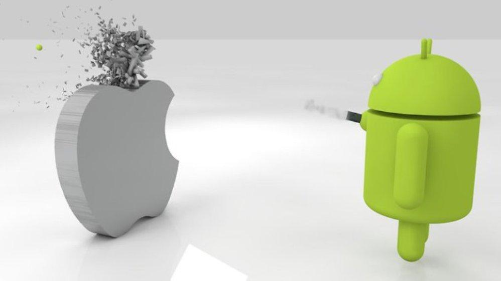 لهذا السبب يتحول الكثير من المستهلكين من الأندرويد Android إلى أبل Apple