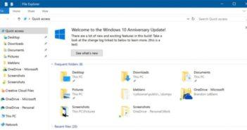 مايكروسوفت تختبر نسخة جديدة من الويندوز 10 Windows